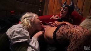 Anikka Albrite, Stormy Daniels - Sleeping Beauty sc3, FHD