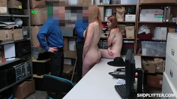 Shoplyfter Lauren Phillips and Scarlett Snow