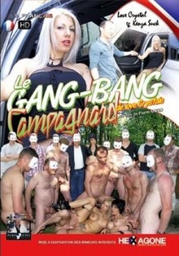 Le Gang Bang Campagnard De Love Crystale
