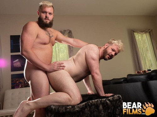 BearFilms – Wet Bears (Lion Reed & John Thomas) Bareback