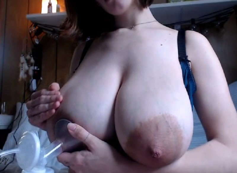 Huge Areolas Fully Milk
