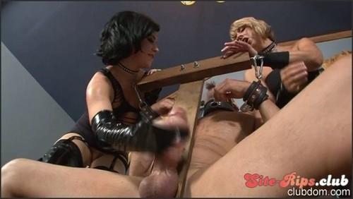 A Handjob Fit For A Slave - Goddess Brianna - clubdom.com