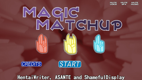 HentaiWriter - Magic Matchup - Completed