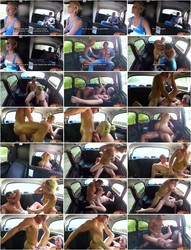 Licky Lex Horny sweaty taxi backseat fuck [FakeHub 480p]