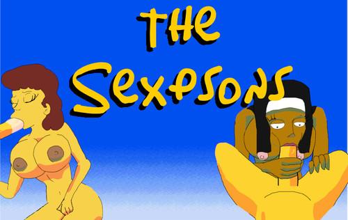 Shock H Gamer - The Sexpsons - Version 2.0.0