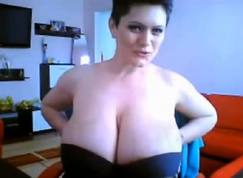 Stunning Pregnan Mum Masturbation