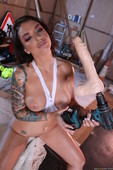 Ivy Lebelle Cock Calling On The Job Site 631x 2495x1663