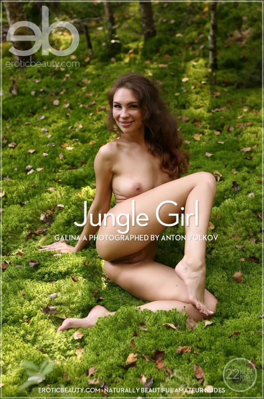 Galina A - Jungle Girl   (24-09-2018)