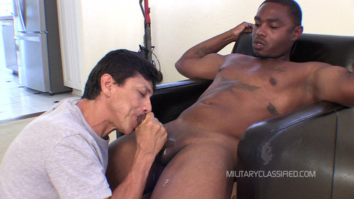 MilitaryClassified – Dude 2 (Blowjob)