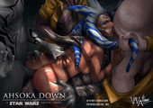 WH-Art - Ahsoka Down - Star Wars - Ongoing