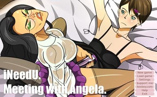 KEXBOY - iNeedU. Meeting with Angela. - Version 1.02