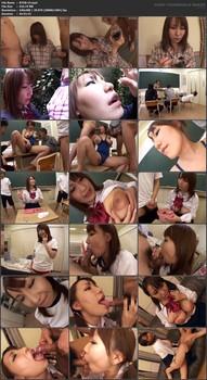 KTGR-15 Semen Pestering Schoolgirl - Schoolgirl, School Uniform, School Swimsuits, Reverse Pick Up Blowjob, Featured Actress, Big Tits, Ai Miyazaki