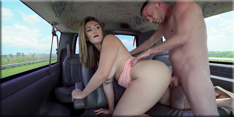 BangBus – Britt James (Clout Hungry Chick Gets Dick)