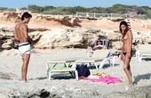 Belen Rodriguez topless @ the beach x6rmmghflg.jpg