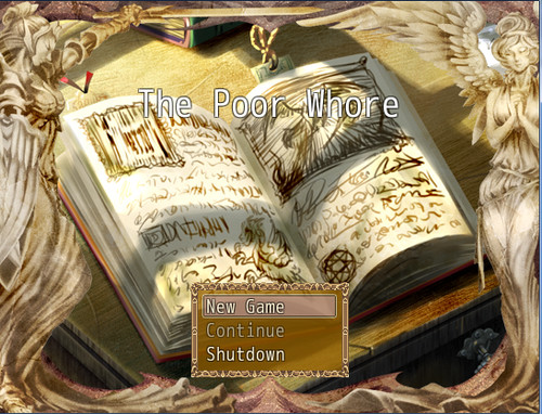 Spanky1 - The Poor Whore: A Fantasy Medieval Whore Simulator - Version 1.1