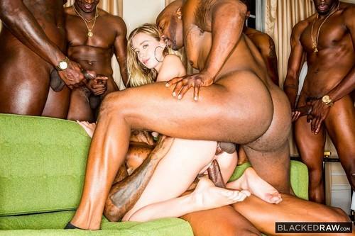 Pass Me Around - Haley Reed (BlackedRaw.com-)