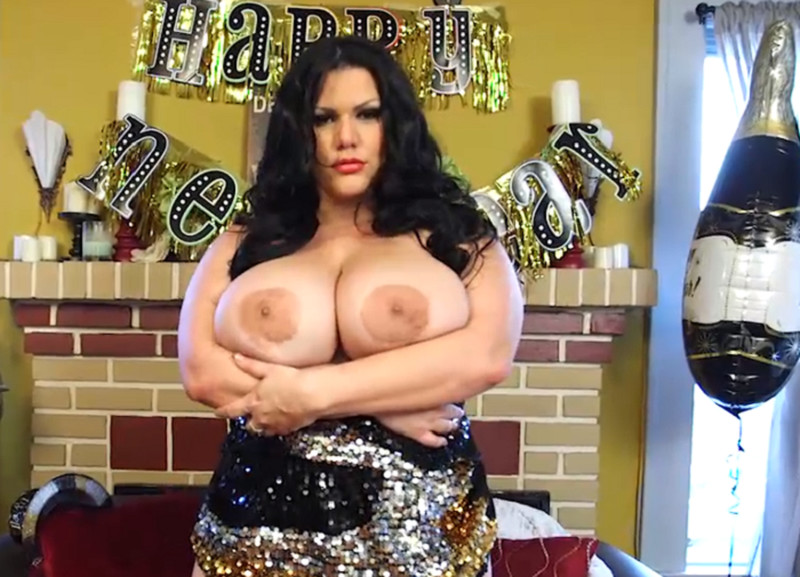 Angelina Castro – New Year Pounding