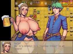 Порно boob quest online