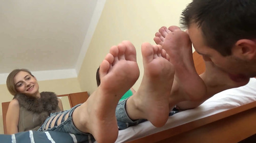 Worship Our Feet and Shoes FULL HD