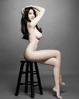 Yoona fake nude photo