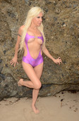 Frenchy Morgan in a sexy thong-swimsuit v6rresbcr4.jpg