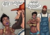 Blacknwhitecomics - Yair - Make America Great Again - 69 pages - Ongoing