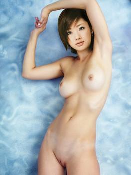 Aya Ueto fake nude photo