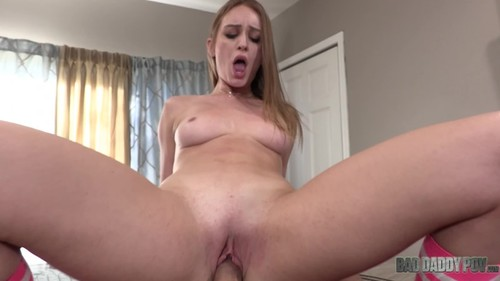 Bad Daddy POV - Daisy Stone (Pawg Step Daughter)
