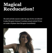 Magical Reeducation v0.2 by 2dgriffin