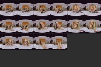 Czech VR Fetish045 - Kristy Black & Sweet Cat
