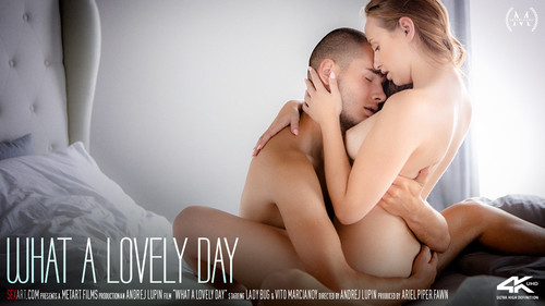SexArt Lady Bug & Vito Marciano What A Lovely Day