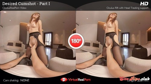 Desired Cumshot I - Fenyx Santos amp Irina Vega - virtualrealporn.com