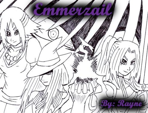 Raindrops Thanatos - Emmerzail: The Orsia Arc - Version 0.75