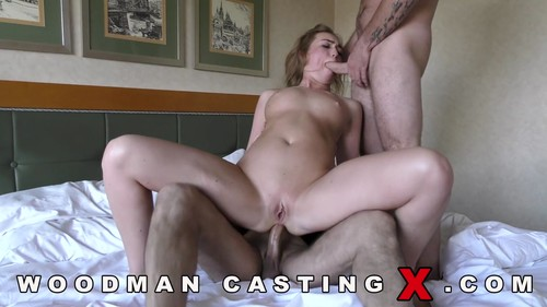 WoodmanCastingX -   Liza Billberry - Casting and Hard Sex - Updated