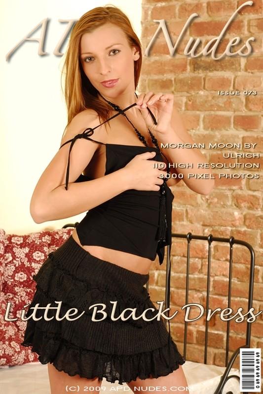 Morgan Moon - Little Black Dress (х110)