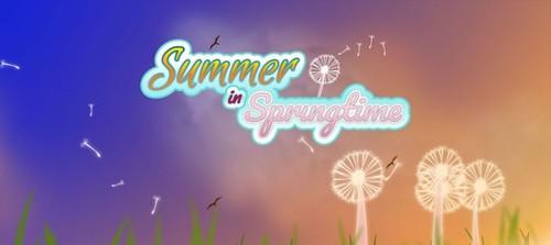 PaperWaifu - Summer In Springtime - Version 0.8.0