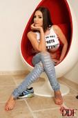 Eeciahaa Dalifcka - Toe Tease In Blue Jeans 16rr1a2xcy.jpg
