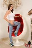 Eeciahaa Dalifcka - Toe Tease In Blue Jeans k6rr0x9z2s.jpg