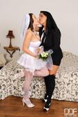 Eeciahaa Dalifcka & Rebecca Jessop - Bride In Bondage b6rr2sn2uj.jpg