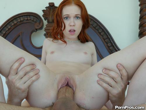 Redheaded Teen – Dolly Little