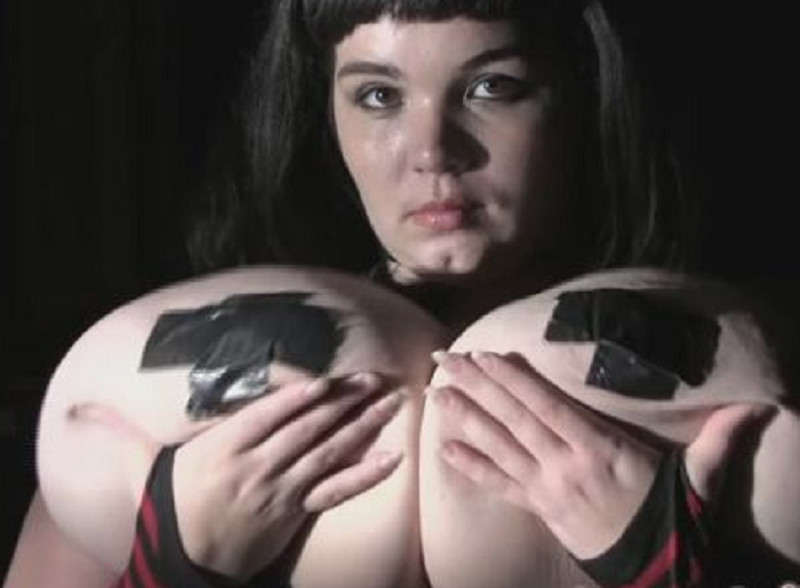 Goth Fetish Video