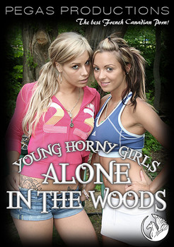Young Horny Girls Alone In The Woods (2017)