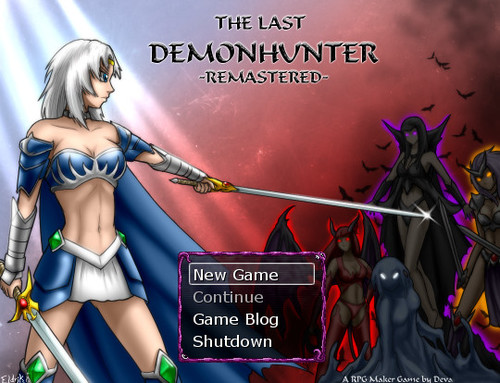 Pervy Fantasy Productions - The Last Demonhunter Remastered - Version 0.84
