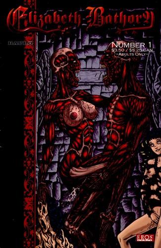 Eros Comix - Elizabeth Bathory 1-7 Cover