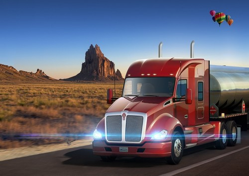 American Truck Simulator – New Mexico 1.0 для Mac OS X