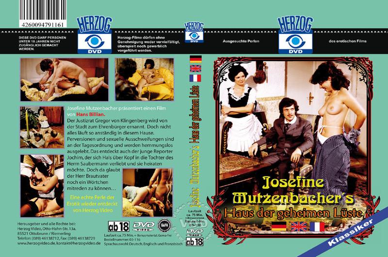 Mutzenbacher movie josefine Patricia Rhomberg