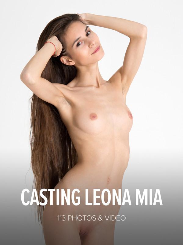 Leona Mia - Casting Leona Mia   (10-13-2018)