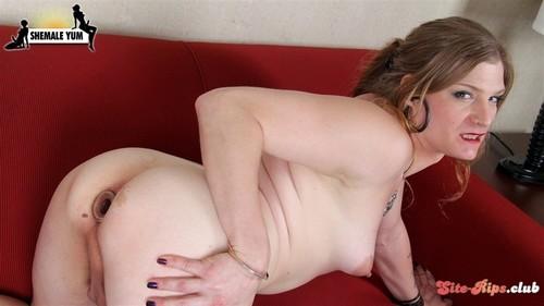 Trixi Stepford Kinky TS Fucks Her Ass - Trixi Stepford - groobygirls.com