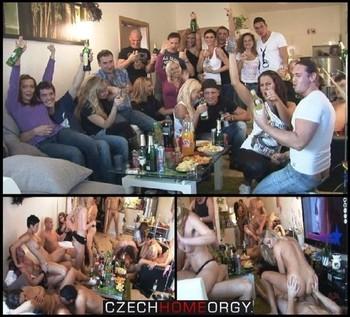 Czech Home Orgy 2 - 720p