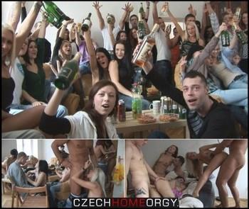 Czech Home Orgy 6 - 720p